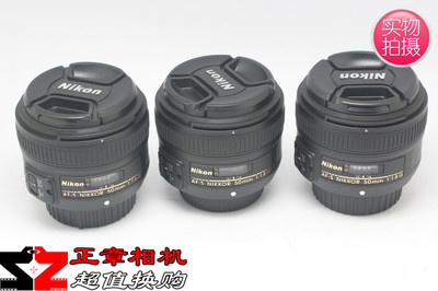 【正章相机】Nikon/尼康 AF-S 50mm f/1.8G 50/1.8G 50/1.8