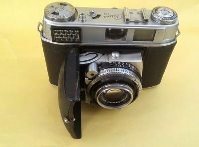 带测光的柯达雷丁娜Kodak Retina ⅠB
