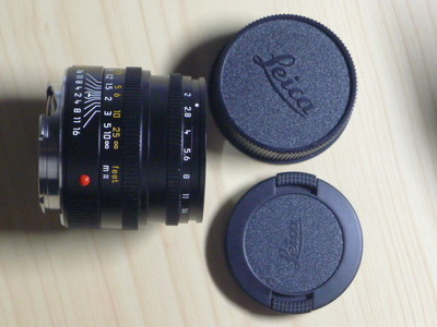 Leica Summicron-M 50 mm f/2 bit 五代