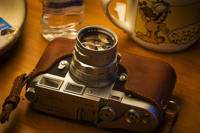 Leica M 50 2 Summicron Rigid 徕卡M卡口旁轴镜头