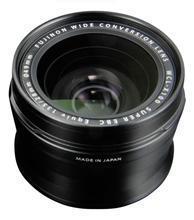 富士WCL-100广角附加镜(黑色)