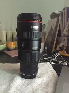佳能红圈镜头 老黑 EF 80-200/2.8 L