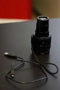 SONY索尼QX30