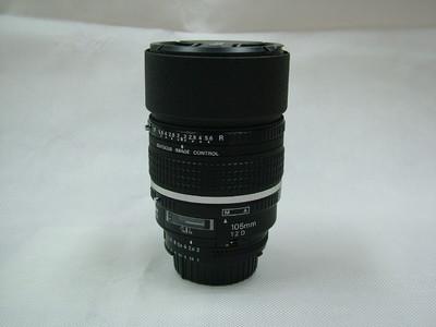 Nikon/尼康单反镜头 AF DC 105mm f/2D人像定焦自动对焦#8324