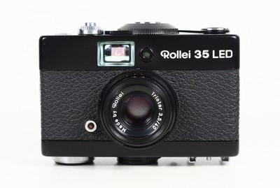 禄来 ROLLEI 35LED 135胶卷旁轴相机