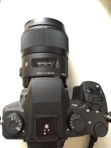 国行适马sd1 merrill+两个镜头,35/f1.4,18-300/f3.5-6.3