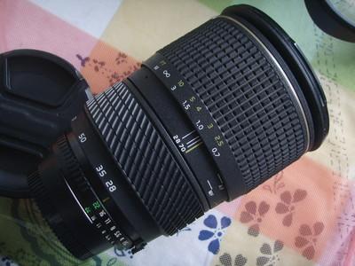 图丽28-70  尼康口F2.6-2.8镜头1150