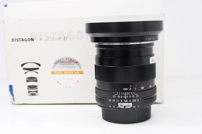 卡尔·蔡司 Distagon T* 28mm f/2 ZF
