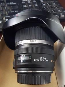 佳能 EF-S 10-22mm f/3.5-4.5 USM