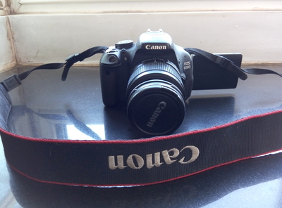 佳能 单反相机 600D 套机 +小痰盂2代 -