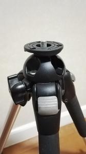 三脚架:意大利曼富图铝合金经典款Manfutu 190PRO