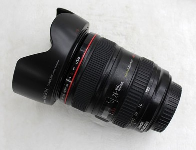 佳能EF 24-105mm f/4L IS USM完美成色如新诚信交易支持验货!