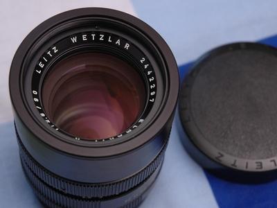 徕卡Leica Elmarit-R 90 mm f/ 2.8 小头九德产(244号段)