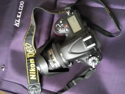尼康D610+35mm f/1.8G ED +24-85mm f/3.5-4.5G ED VR
