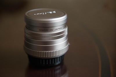 宾得 FA 77mm f/1.8 Limited(三公主之一)