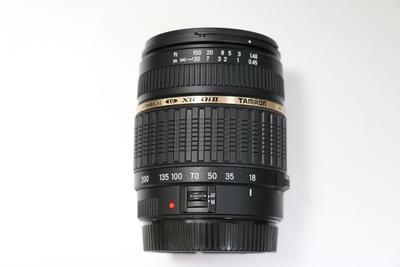 腾龙 AF18-200mm f/3.5-6.3 XR DiII LD Asp[IF]佳能卡口