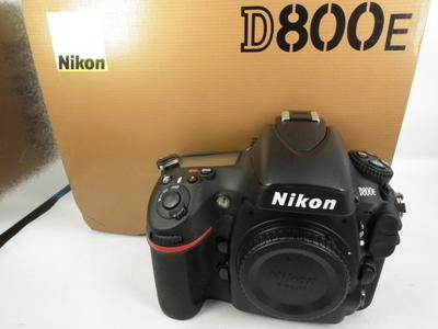 尼康 D800E