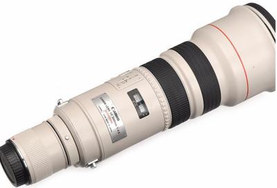 佳能 canon 约95新 500/4.5L