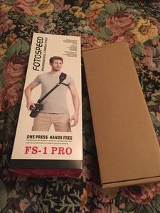 美国fotospeed ps-1 pro极速背带 快转背带