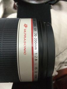 佳能 EF 70-200mm f/2.8L IS II USM(小白IS)