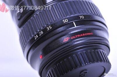 金典99新 佳能 24-70 f/2.8 二代红圈镜头 24-105 17-40