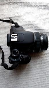 佳能 600D 机身加双镜头 18-135  50mm1.4