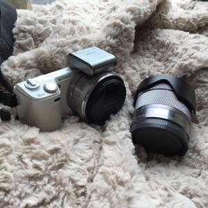 索尼 NEX-5N 双镜头套机