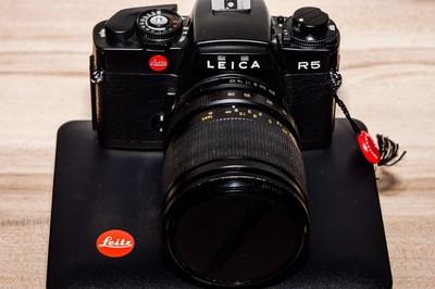 自用莱卡R5+R28-70/3.5-4.5 E60