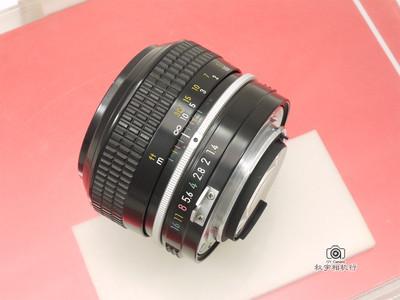 店庆88折!尼康50/1.4 Nikkor K 50mm F/1.4【良品】带原厂罩 2917576