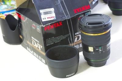 宾得 DA  16-50mm f/2.8 ED AL IF SDM