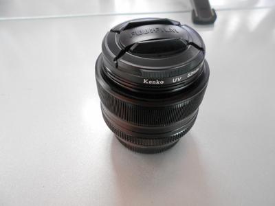 富士35mm/1.4微单镜头