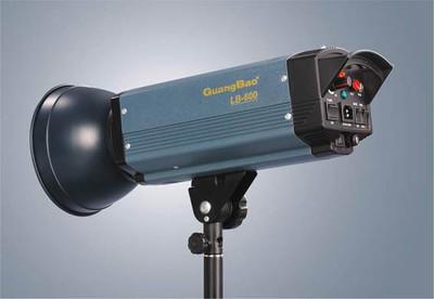 光宝 猎豹600 摄影灯 闪光灯 成色很新  广州同城交易最佳