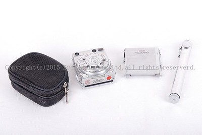 瑞士Jaeger LeCoultre Compass复杂功能袖珍相机 #JP16398