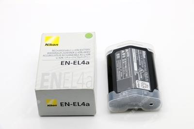尼康EN-EL4A EL4A EN-EL4尼康原装电池 适用D3X D3s D2X D2Xs D3