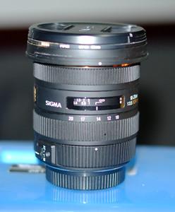 宾得口 适马10-20mm F3.5 EX DC HSM