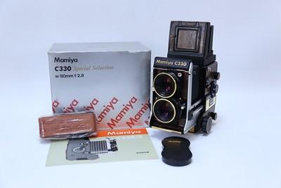 玛米亚 C330 纪念机 镀金+ 蜥蜴皮 + W 80 2.8