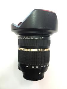 腾龙AF10-24mm f/3.5-4.5 Di II LD  B001尼康NII卡口