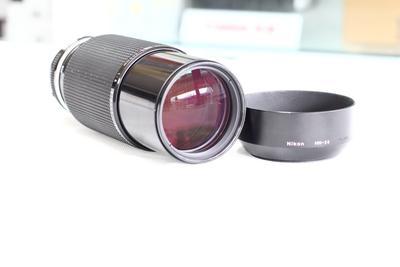 Nikon/尼康 Zoom-NIKKOR 80-200mm 1:4 纯手动变焦镜头