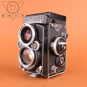 镜间名录| 禄来 2.8F 97%新 带镜头盖 胶片相机 顺丰包邮 Q-03