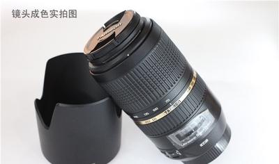 腾龙 SP Di 70-300mm f/4-5.6 VC USD(A005)佳能口