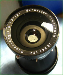 林选121mm镜头