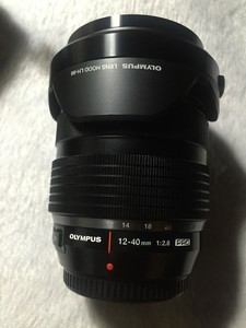 奥林巴斯 M.ZUIKO DIGITAL ED 12-40mm f/2.8 PRO