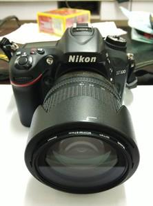 Nikon/尼康D7100套机18-105VR 中端级单反数码相机