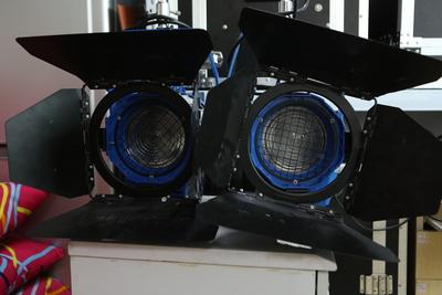 起鹤JG1000 两盏大灯