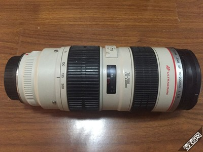 出个佳能EF 70-200mm f/2.8L USM 95新