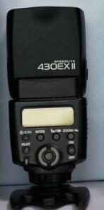 佳能闪光灯 430EX II