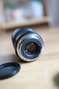 佳能 EF 28mm f/1.8 USM 箱说齐全