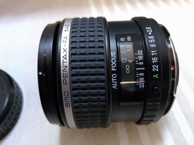 宾得 Pentax 645 AF45mm F2.8