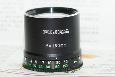 富士 fuji TS 180mm/F5.6 镜头用外置取景器 成色新 G GL 690