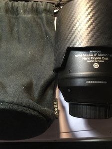 尼康微距105mm/2.8G基本全新